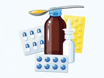 Sposoby na alergię Aleric spray, tabletki, syrop